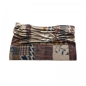 ATIPICO PATCHWORK PLAID