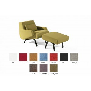 MOOME SCANDY FAUTEUIL cm 75 x 86 x h72