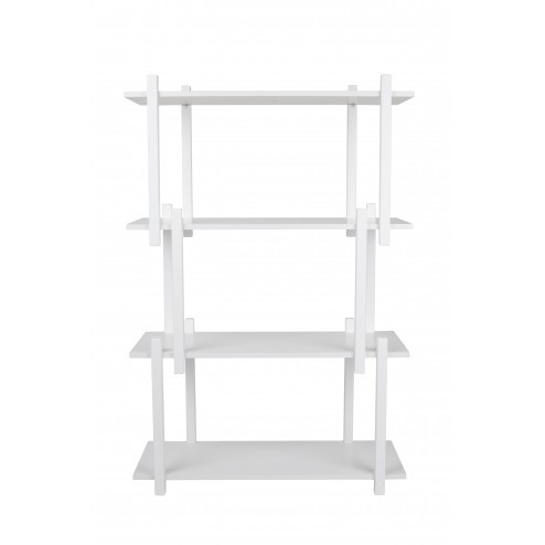 ZUIVER BUILD SHELF FOUR cm 80 x 32 x h120