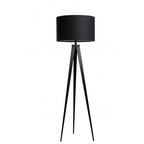 ZUIVER TRIPOD STAANDE LAMP ZWART cm dia50 x h157