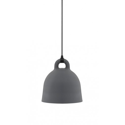 NORMANN COPENHAGEN BELL LAMP SMALL GRIJS