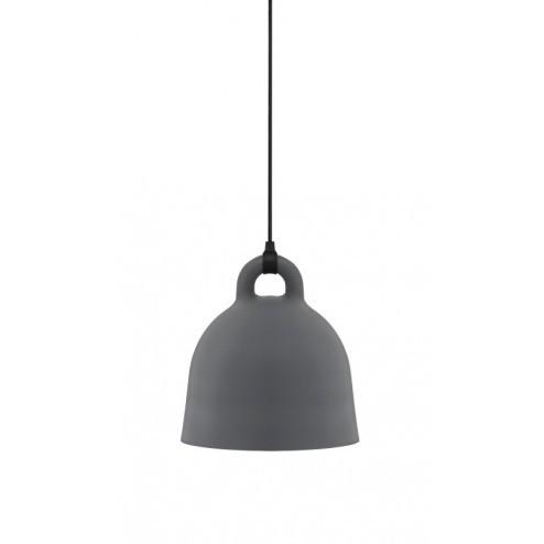 NORMANN COPENHAGEN BELL LAMP LARGE GRIJS