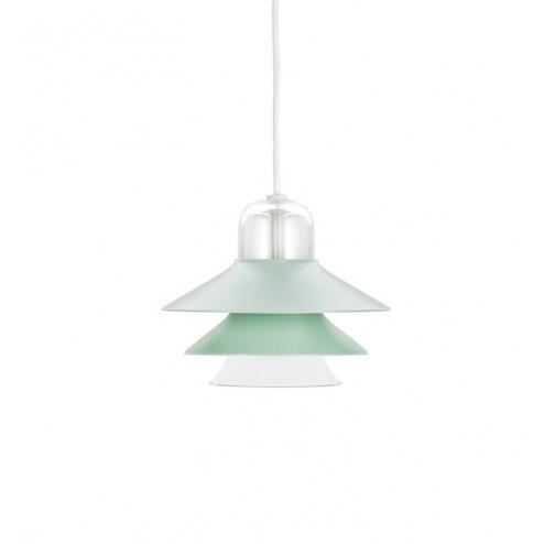 NORMANN COPENHAGEN IKONO LAMP SMALL GROEN