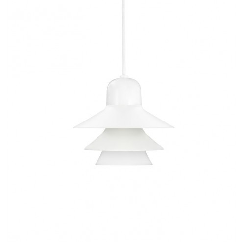 NORMANN COPENHAGEN IKONO LAMP SMALL WIT