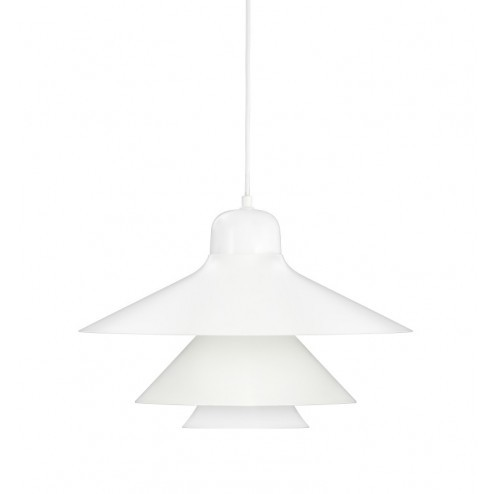 NORMANN COPENHAGEN IKONO LAMP LARGE WIT