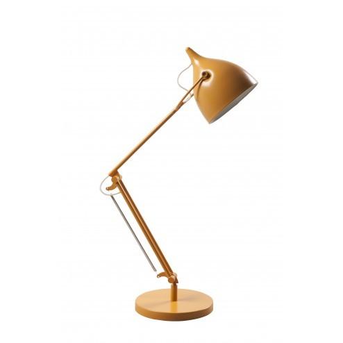 ZUIVER READER BUREAULAMP LAMP GEEL cm dia22 x h76