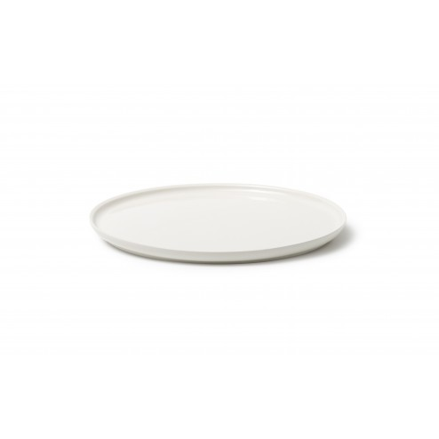 ATIPICO A TABLE BORD SET VAN 4 WIT cm dia30 x h1,9
