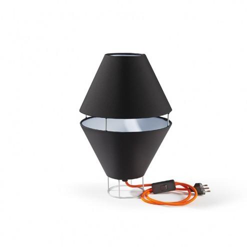 ATIPICO BALLOON LAMP LICHTGRIJS/BRUIN