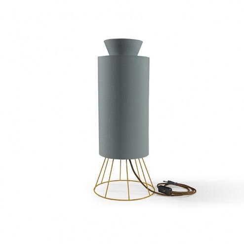 ATIPICO BALLOON LAMP GEEL/GRIJS