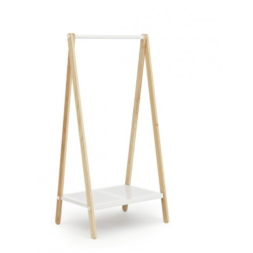 NORMANN COPENHAGEN TOJ REK SMALL WIT
