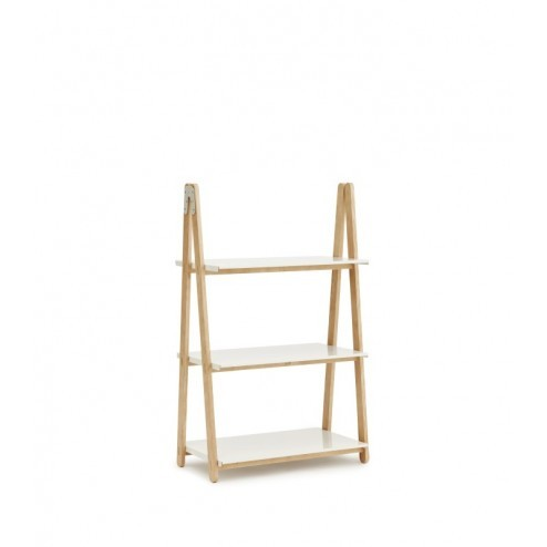 NORMANN COPENHAGEN ONE STEP UP BOOKCASE LOW WIT