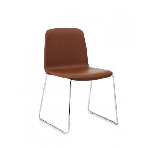 NORMANN COPENHAGEN JUST STOEL LEDER