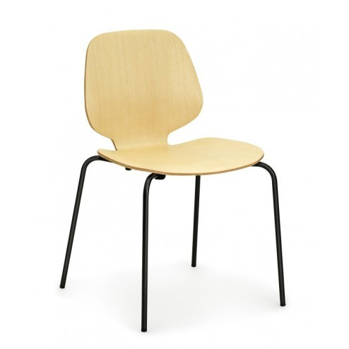 NORMANN COPENHAGEN MY CHAIR ES/ZWART