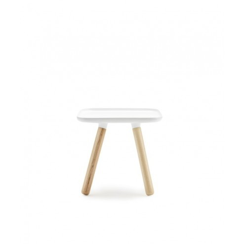 NORMANN COPENHAGEN TABLO VIERKANT WIT