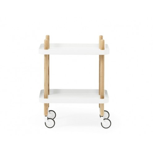 NORMANN COPENHAGEN BLOCK TABLE WIT