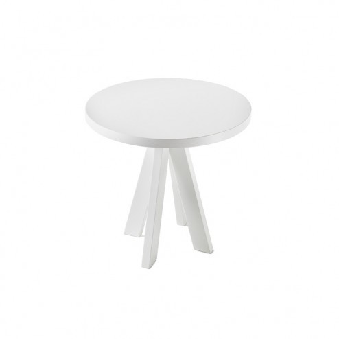 ATIPICO A.NGELO TAFEL WIT ROND