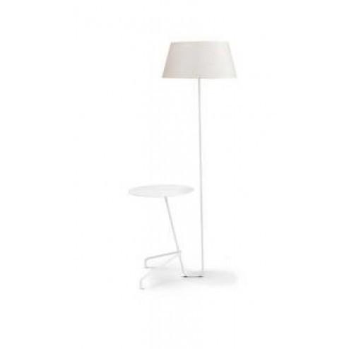 MOOME ARTHUR TAFEL/LAMP WIT cm 41 x 56 x h135