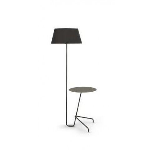 MOOME ARTHUR TAFEL/LAMP ZWART cm 41 x 56 x h135