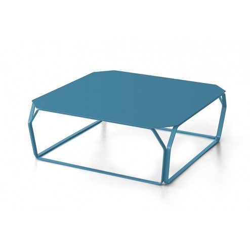 MEMEDESIGN TRAY 2 METALLO TAFEL cm 80 x 80 x h28