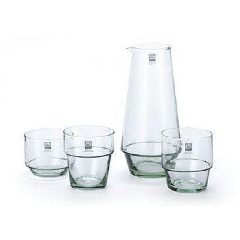 FF CAMPESINO RECYCLED TRES GLAS dia8 x h6