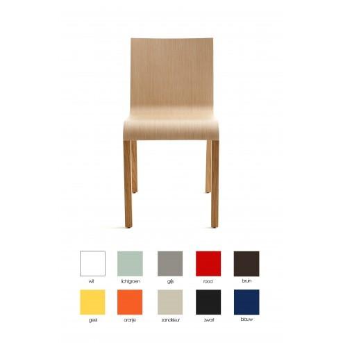 BILLIANI FOGLIA STOEL cm 41 x 54 x h80
