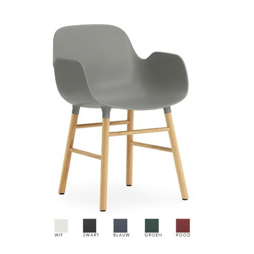 NORMANN COPENHAGEN FORM ARMSTOEL