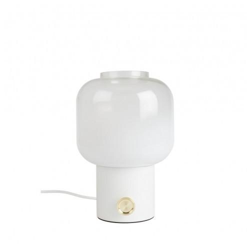 ZUIVER MOODY TAFEL LAMP ZWART 27x26x42 SET VAN 2
