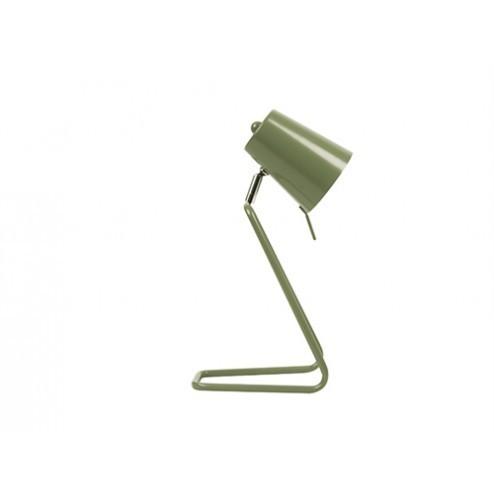 "LEITMOTIV  LAMP ""Z"" jungle groen cm 16 x h35"