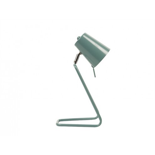 """LEITMOTIV  LAMP """"Z"""" blauw cm 16 x h35"""