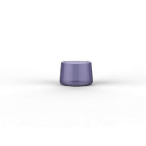 BITOSSI DESIGUAL KOM cm dia20 h10 violet