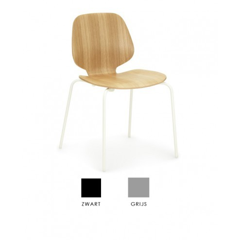 NORMANN COPENHAGEN MY CHAIR EIK/WIT
