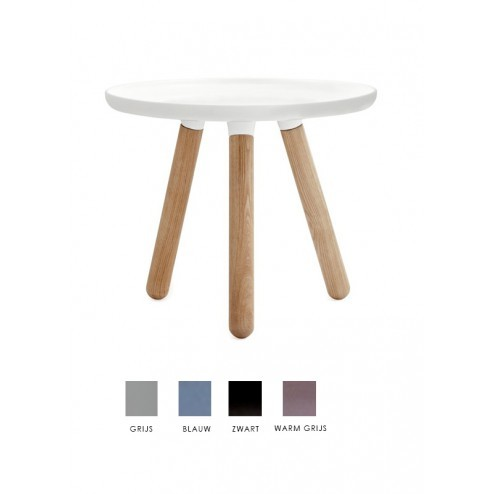 NORMANN COPENHAGEN TABLO SMALL WIT