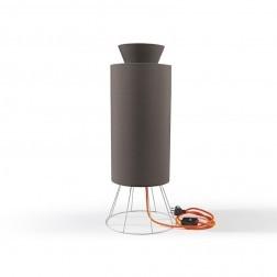 ATIPICO BALLOON LAMP GRIJS/BRUIN mm dia245 x h605