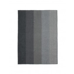 NORMANN COPENHAGEN TINT THROW DEKEN GRIJS cm 130 x 180