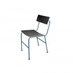 ATIPICO NOTA STOEL LICHTBLAUW cm 40 x 47 x h80
