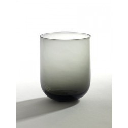 SERAX GLAS SET VAN 6 GRIJS MODERN cm dia8 x h10