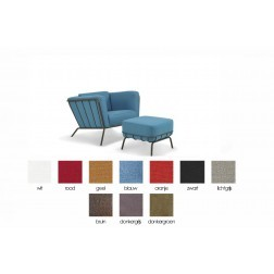 MOOME PLOUF FAUTEUIL cm 82 x 85 x h68